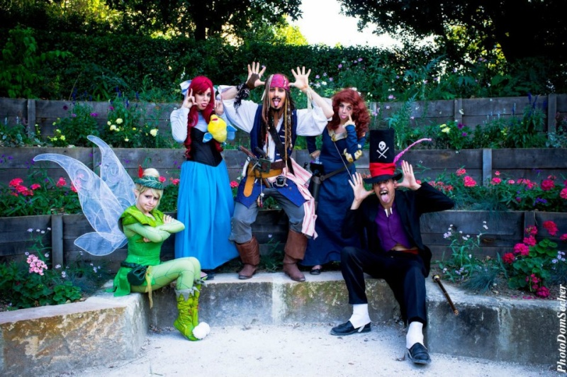 Mes cosplays du Capitaine Sparrow 75981_10