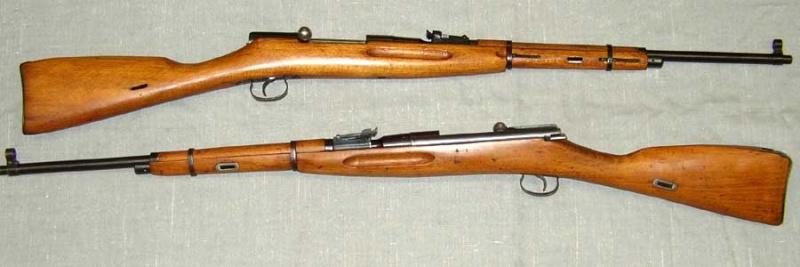 Avis sur carabine Moisin Nagant WZ 48.  Nagant10