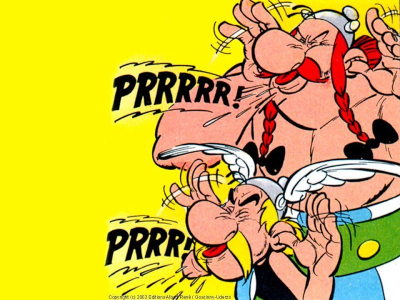 MA COLLECTION SUR LE MONDE D'ASTERIX - Page 8 42103910