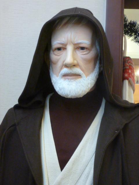 Obi-wan Kenobi Legendary Scale Figure - Page 2 P1010622
