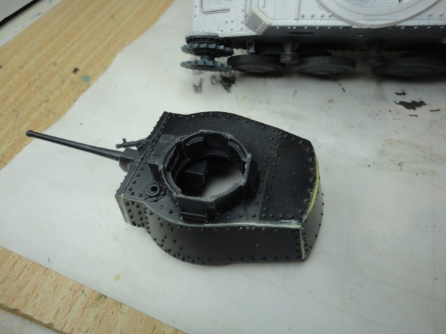 PANZER 38 T, Maquette 1/35 210