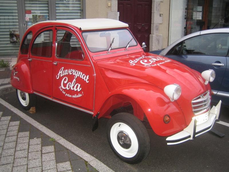 Après Pepsi/Coca Cola, Bougnat Cola défie Auvergnat Cola - Page 2 Fabie259