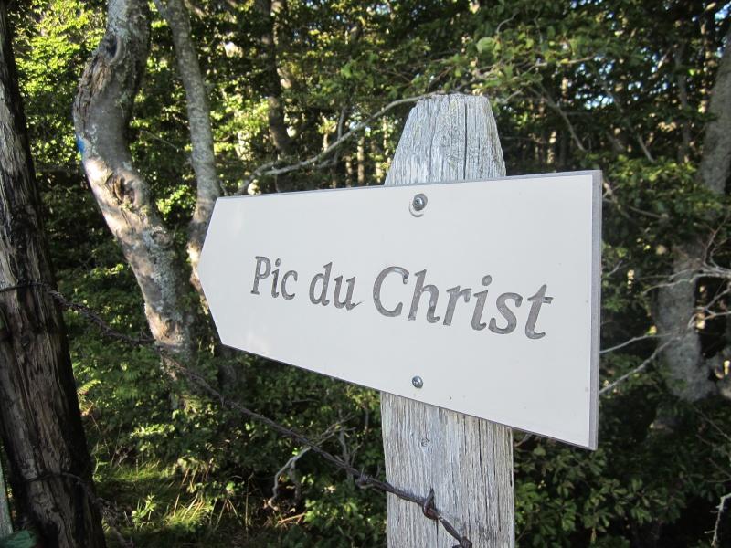Pic du Christ / lac des Cascades (Cheylade) Fabien68