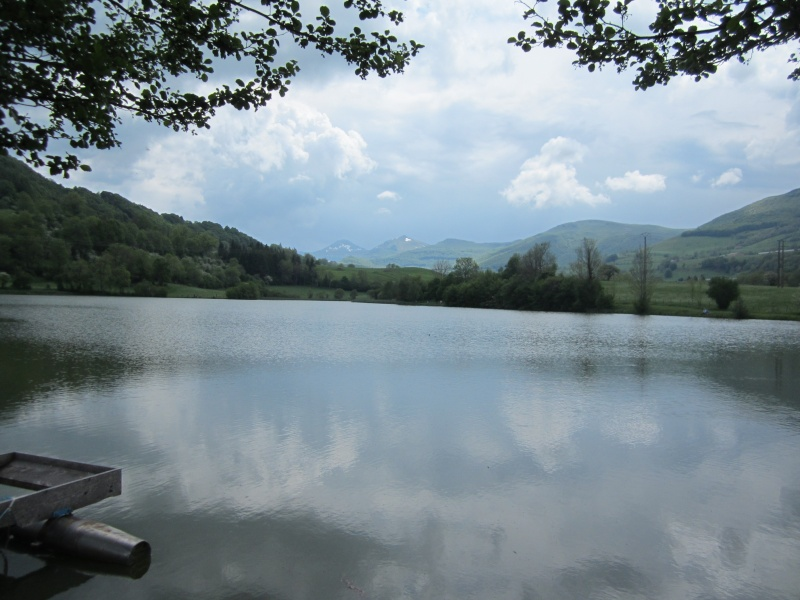 Lac des Cascades - Cheylade Fabien83