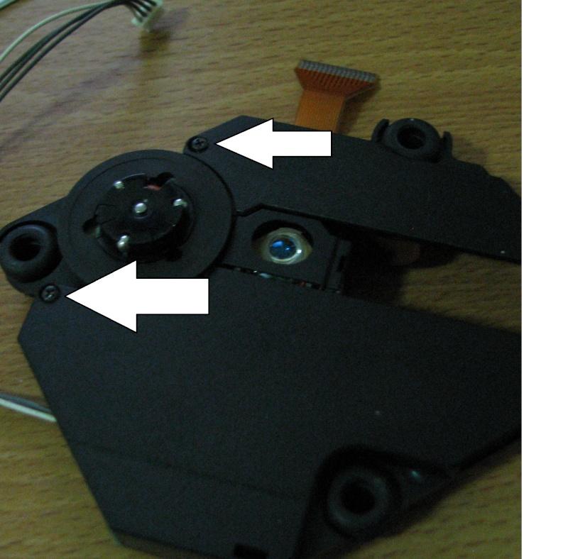 [TUTO] Refaire le bloc optique d'une PS1 SCPH 100x Deviss10