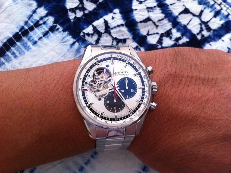 Choix de montre, Zenith el primero 36000 noir ou captain winsor bleu - Page 2 Img_0713