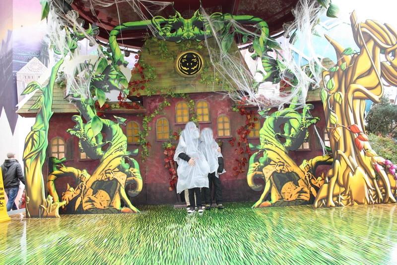 Sequoïa Logde du 4 au 11 novembre 2012 Halloween et Noël... Photos16