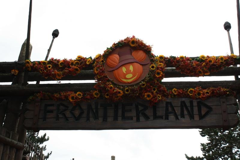 Sequoïa Logde du 4 au 11 novembre 2012 Halloween et Noël... Photos23