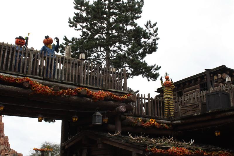 Sequoïa Logde du 4 au 11 novembre 2012 Halloween et Noël... Photos24