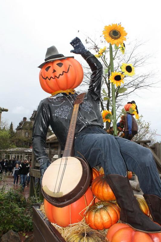 Sequoïa Logde du 4 au 11 novembre 2012 Halloween et Noël... Photos25