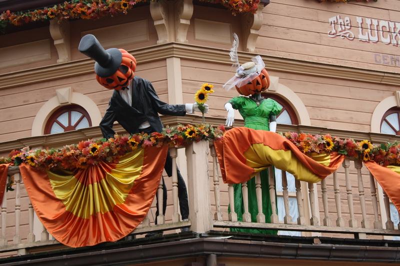 Sequoïa Logde du 4 au 11 novembre 2012 Halloween et Noël... Photos31