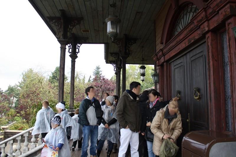 Sequoïa Logde du 4 au 11 novembre 2012 Halloween et Noël... Photos62