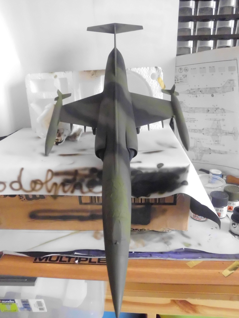 Montage  F-104 G Revell 1/32 - Page 2 Cimg0011