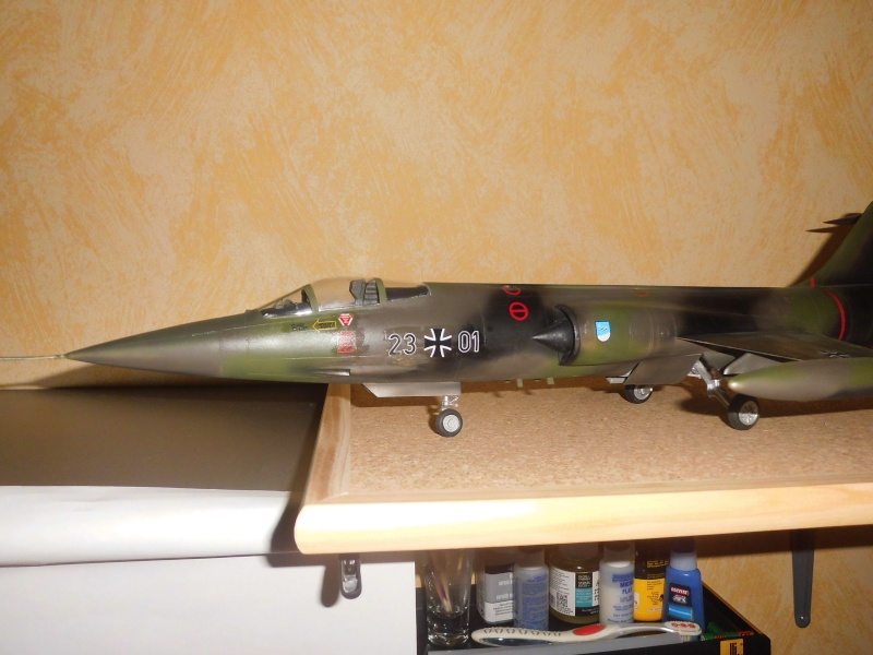 Montage  F-104 G Revell 1/32 - Page 2 F-104-11