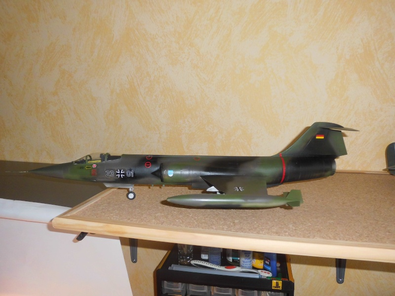 Montage  F-104 G Revell 1/32 - Page 2 F-104-12