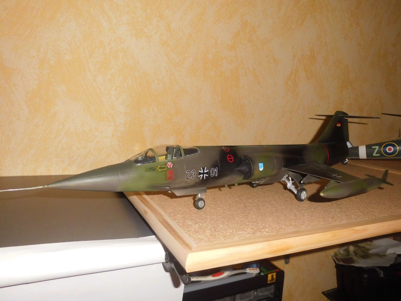 Montage  F-104 G Revell 1/32 - Page 2 F-104-13