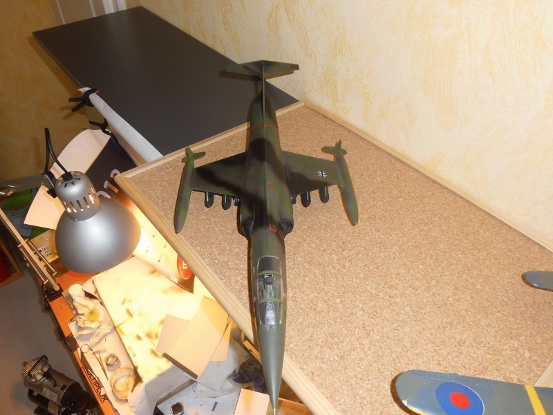 Montage  F-104 G Revell 1/32 - Page 2 F-104-18