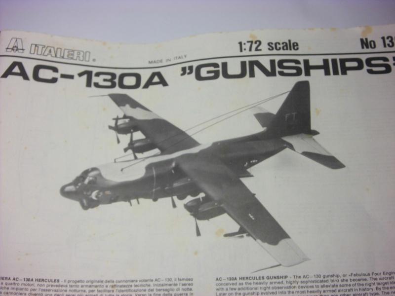 Hercules AC-130-A GUNSHIP 1/72 Hercul11
