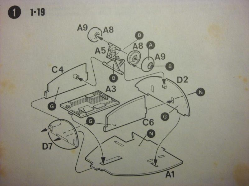 Hercules AC-130-A GUNSHIP 1/72 Hercul15
