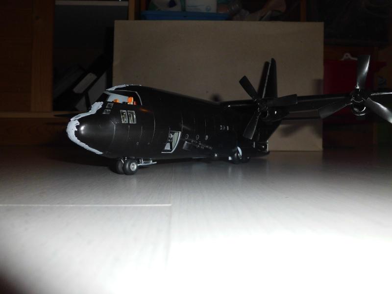 Hercules AC-130-A GUNSHIP 1/72 Hercul65