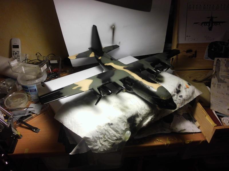Hercules AC-130-A GUNSHIP 1/72 Hercul71