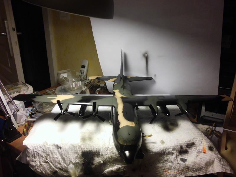 Hercules AC-130-A GUNSHIP 1/72 Hercul72