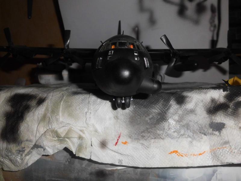 Hercules AC-130-A GUNSHIP 1/72 Hercul74