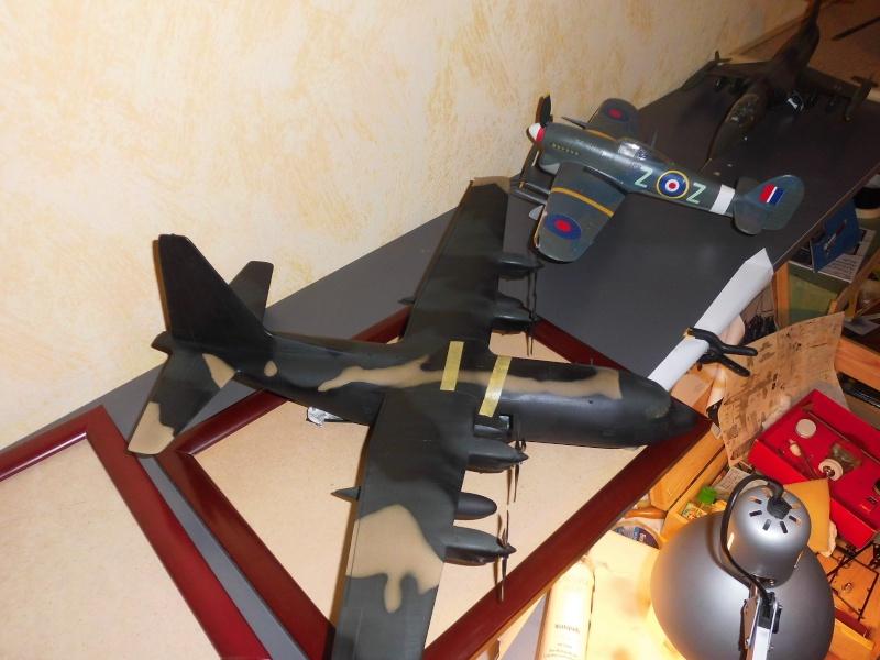 Hercules AC-130-A GUNSHIP 1/72 Hercul75