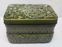 Pottery Trinket Box by Secla, Portugal  Foreig12