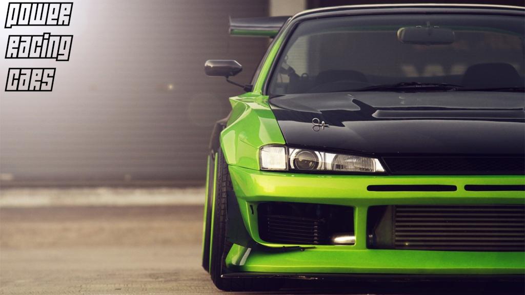 Power Racing Cars