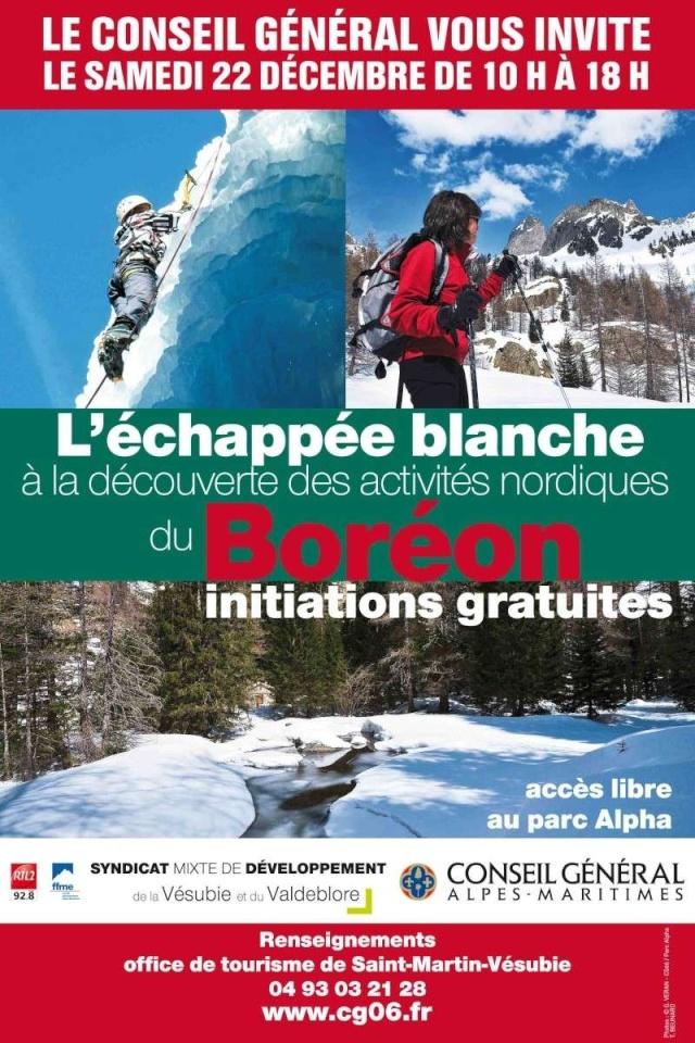 L'Echappée Blanche 40x60e11