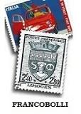 scambio francobolli