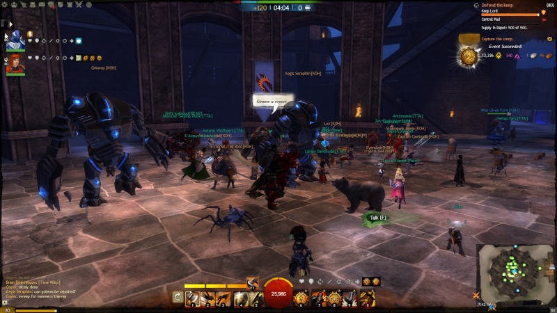 Pictures of Guild Event on 12/22/2012 Gw00510