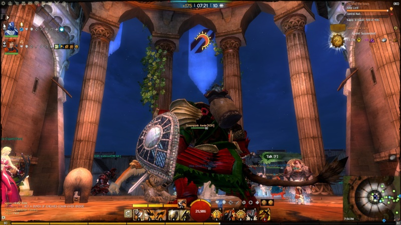 Pictures of Guild Event on 12/22/2012 Gw00710