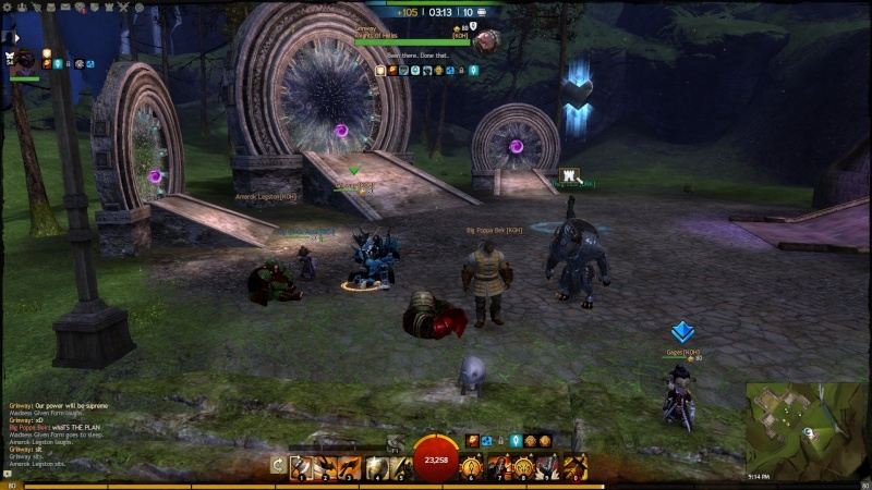 Pictures of Guild Event on 12/22/2012 Gw00910