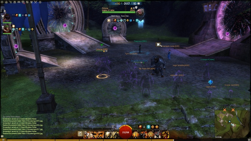 Pictures of Guild Event on 12/22/2012 Gw01910