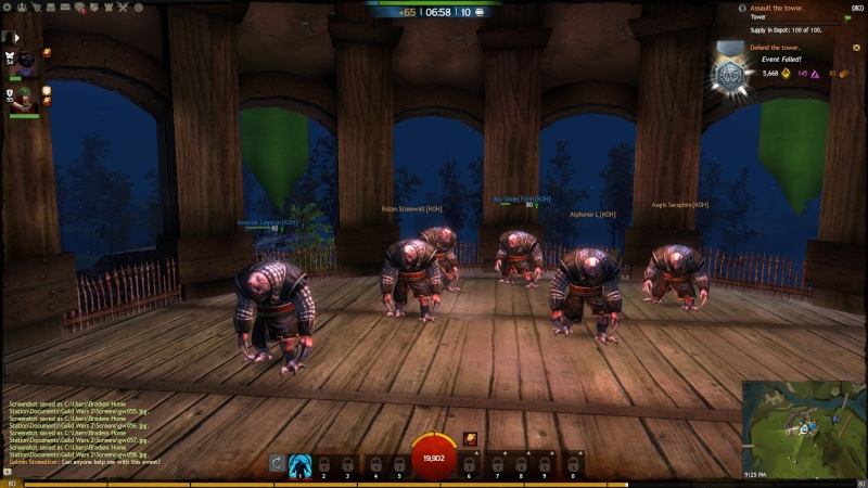 Pictures of Guild Event on 12/22/2012 Gw05910