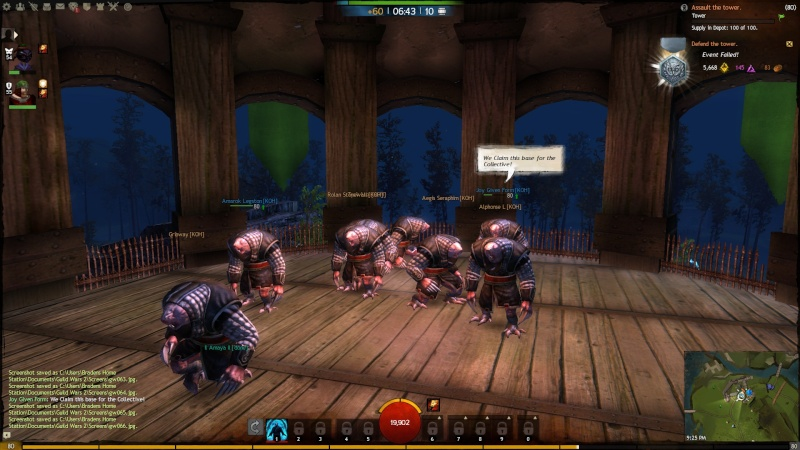 Pictures of Guild Event on 12/22/2012 Gw06711