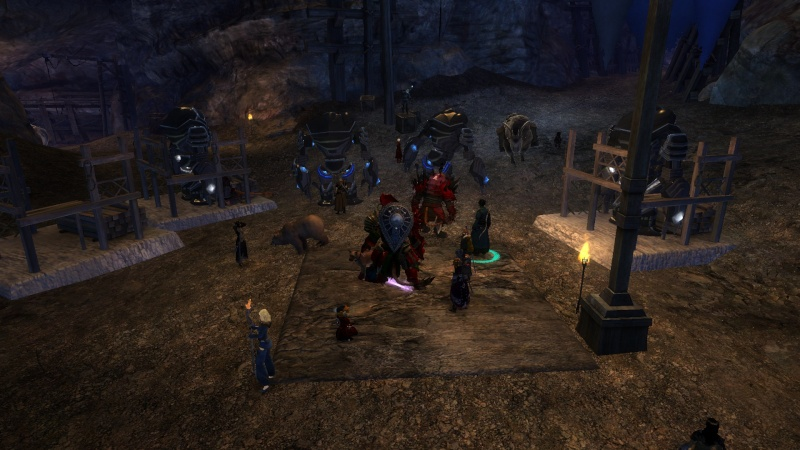 Pictures of Guild Even on 1 - 11 - 13 Gw13610