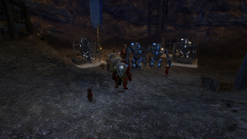 Pictures of Guild Even on 1 - 11 - 13 Gw13710