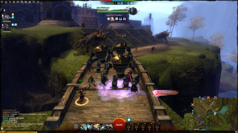 Pictures of Guild Even on 1 - 11 - 13 Gw13810