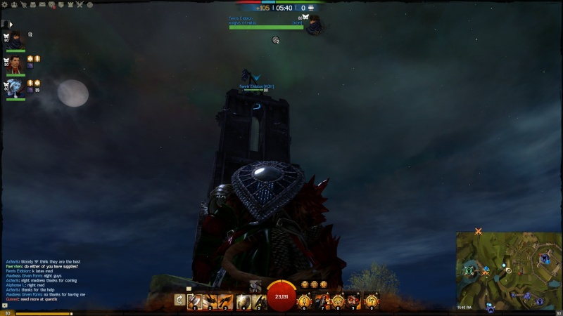 Pictures of Guild Even on 1 - 11 - 13 Gw14110