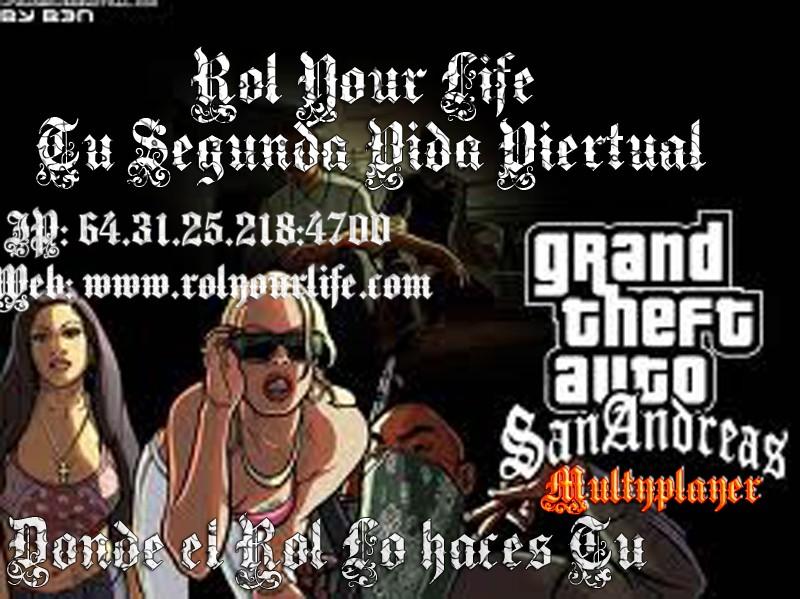 Rol Your Life Forum IP: 64.31.25.218:4700
