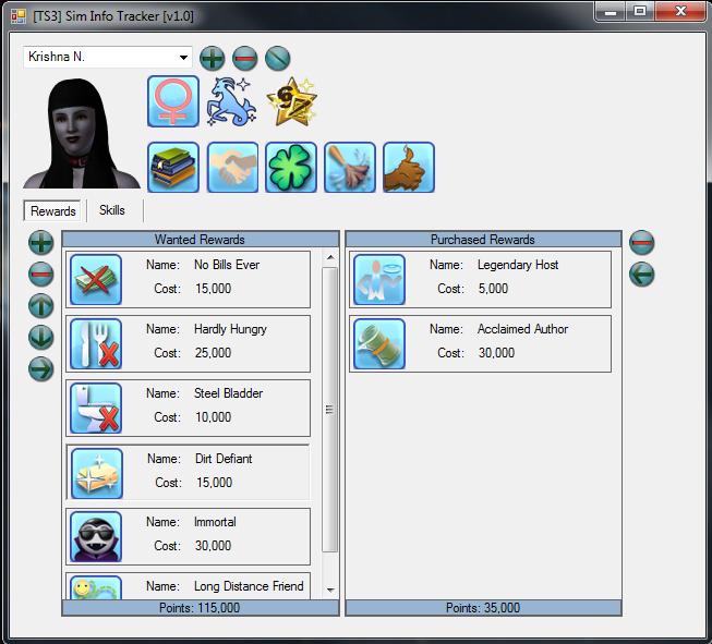 [TS3] Sim Info Tracker Krishn10