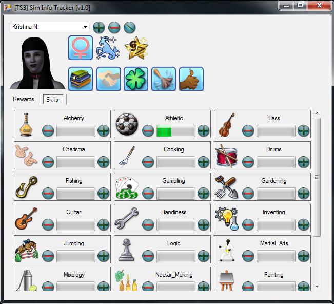 [TS3] Sim Info Tracker Krishn11