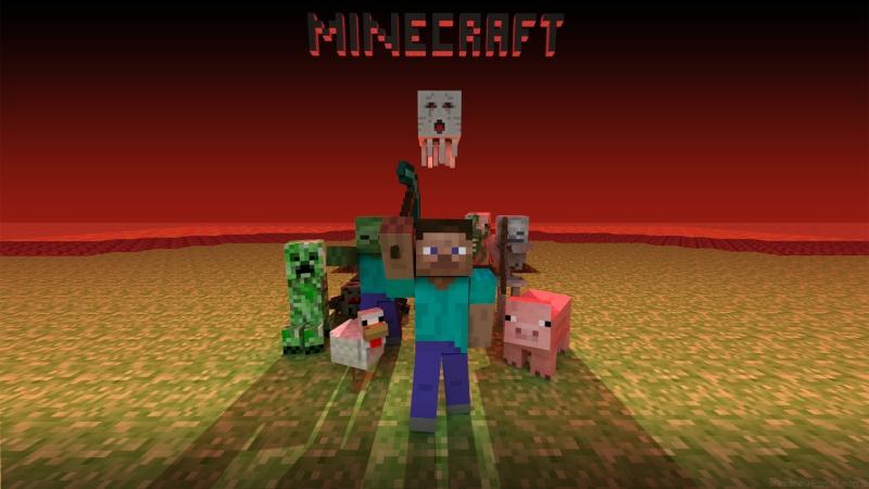 Allstar Minecraft