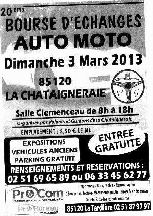 Bourse d'échange à La Chataigneraie le 3 Mars 2013 2013_l11