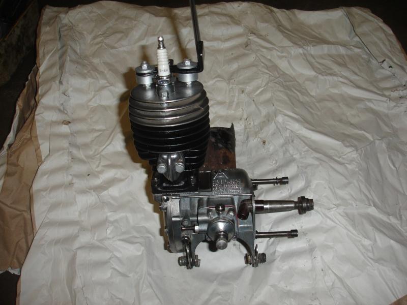 Restauration Solex 45 de 1951 en roue de 600 Dsc09710