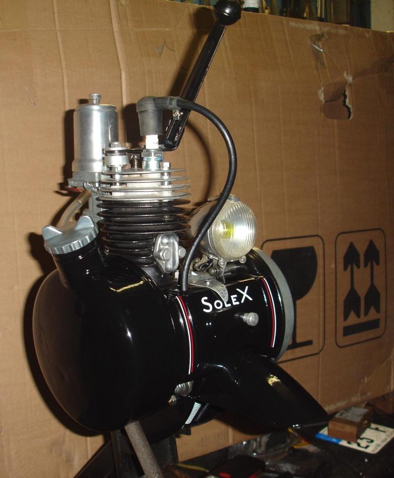 Restauration Solex 45 de 1951 en roue de 600 Dsc09711