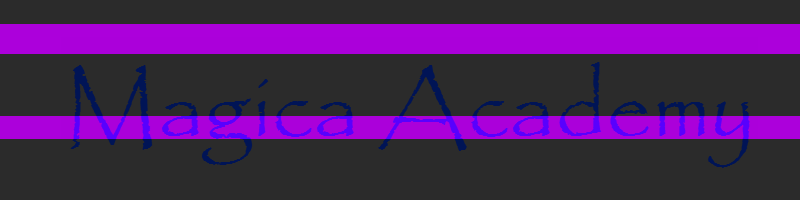 Magica Academy- PLOT CHANGE Aomhea12